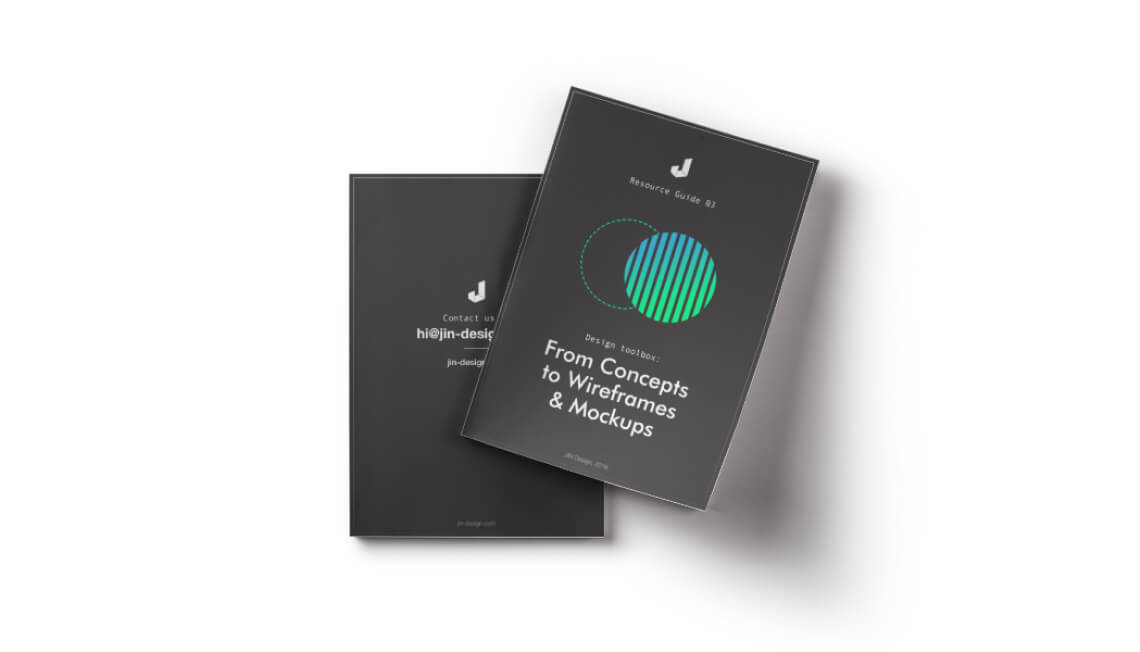 Ebook 03 - From Concepts to Wireframes & Mockups