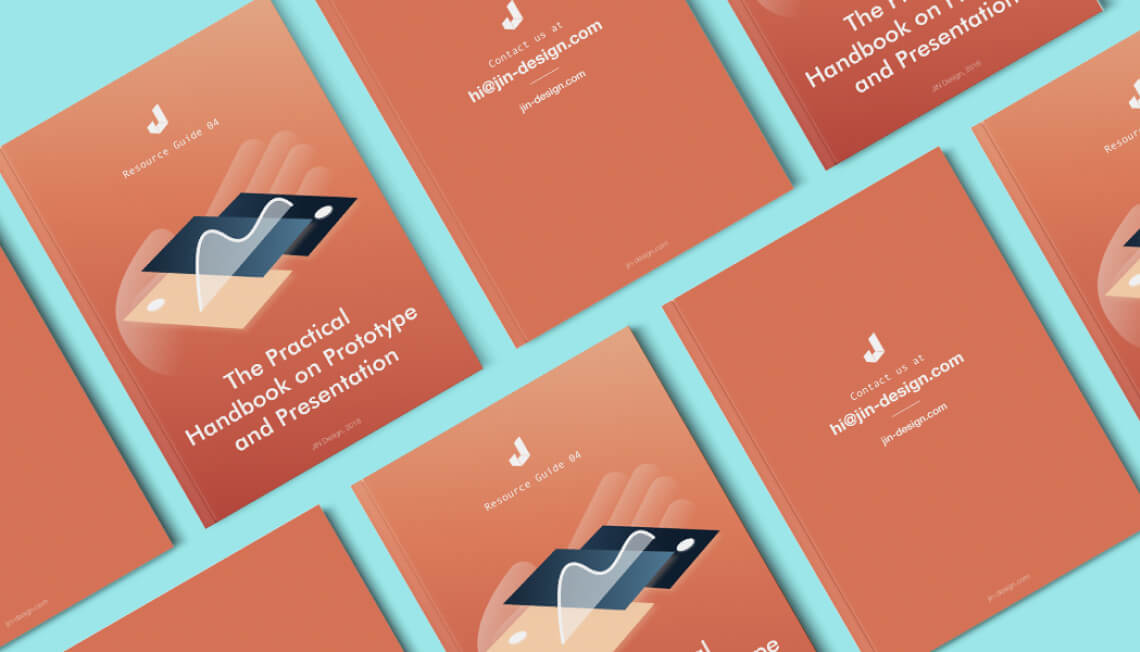 Ebook 04 - The Practical Handbook on Prototype and Presention