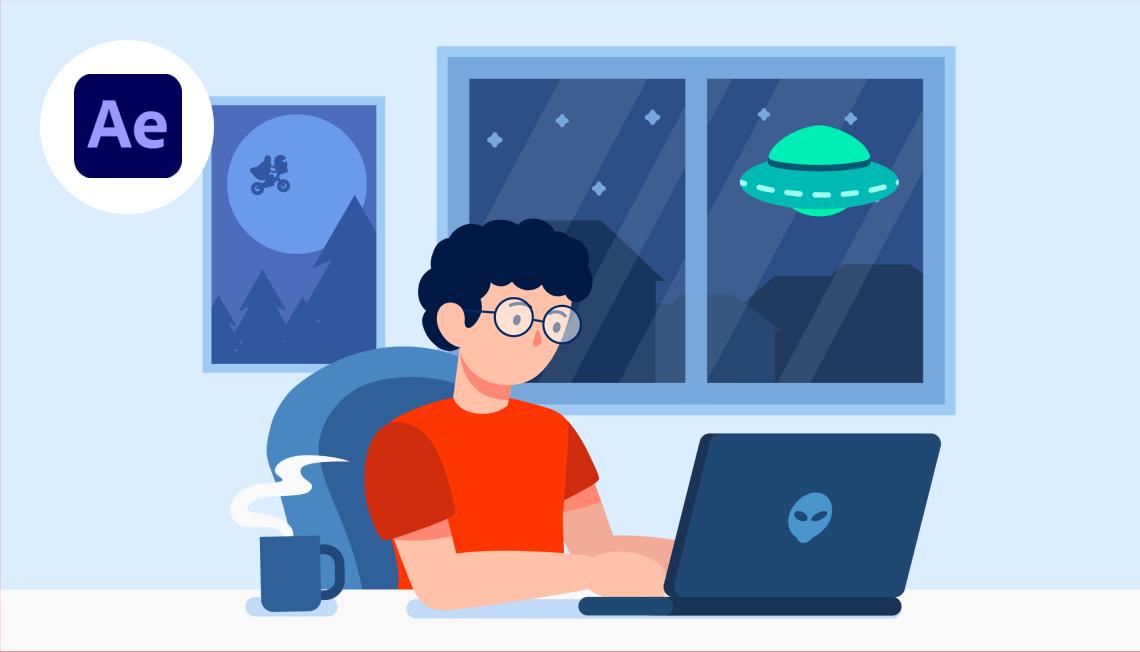 The Visual Team Thumbnail - World UFO Day