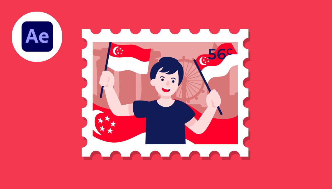 The Visual Team Freebies Singapore National Day Thumbnail